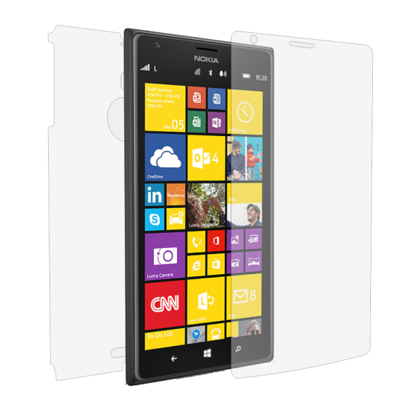 nokia lumia 1520 full body