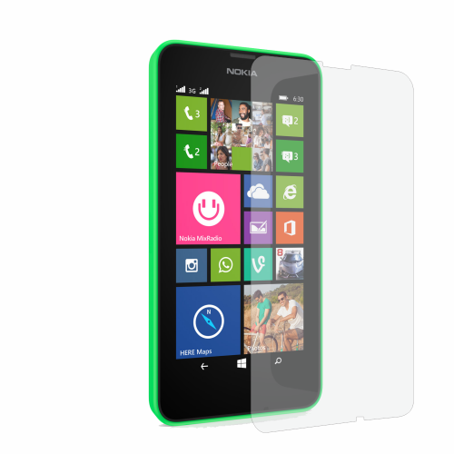 Nokia Lumia 630 si 635 bun front