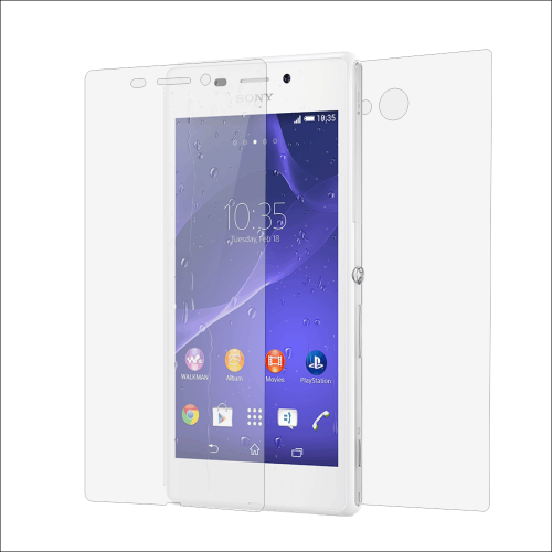 Sony Xperia M2 Aqua full body