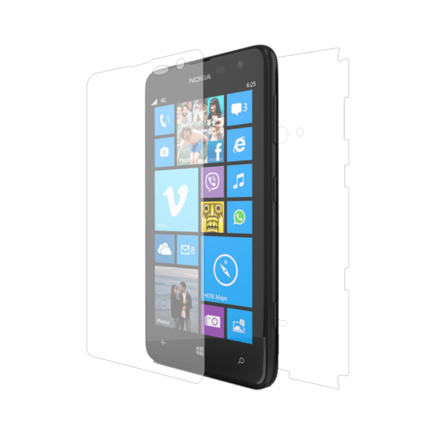 nokia lumia 625 full body