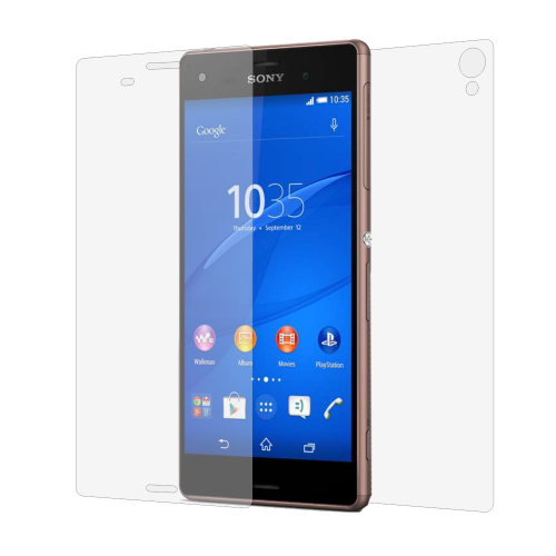 Sony Xperia Z3 full body