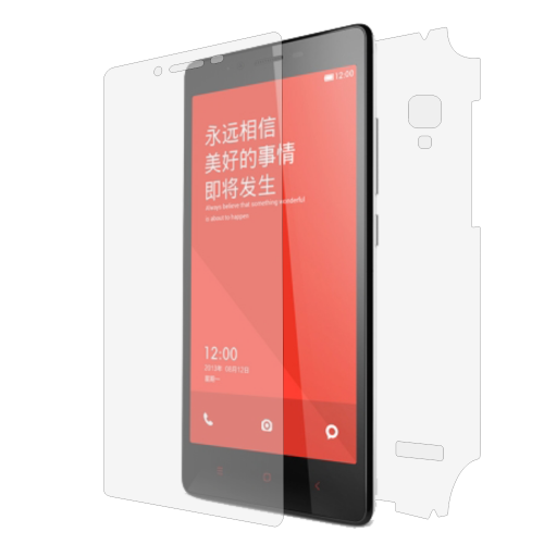 Xiaomi Redmi Note full body