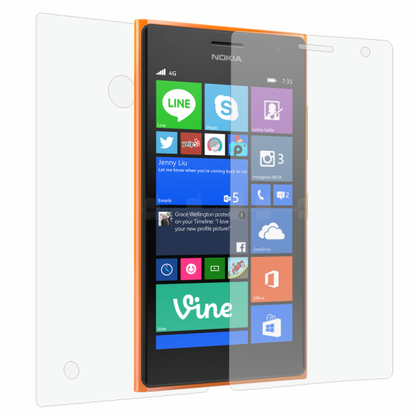Nokia Lumia 735 full body