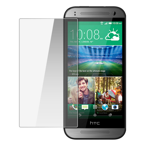 Tempered Glass - Ultra Smart Protection Galaxy HTC One mini 2 display