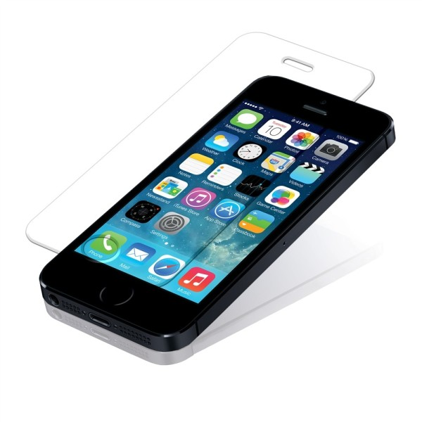 tempered glass iphone 5s display