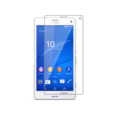 Tempered Glass - Ultra Smart Protection Sony Xperia Z3 Compact display