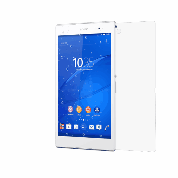 Sony Xperia Z3 Tablet Compact back