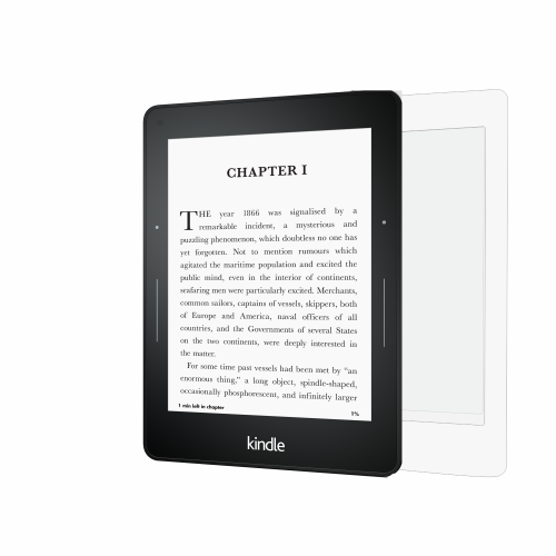 Kindle Paperwhite WI-FI back