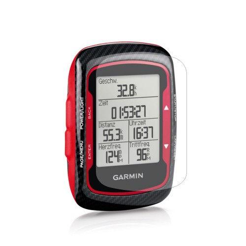 Folie de protectie Clasic Smart Protection Ciclocomputer GPS Garmin Edge 500 x 2