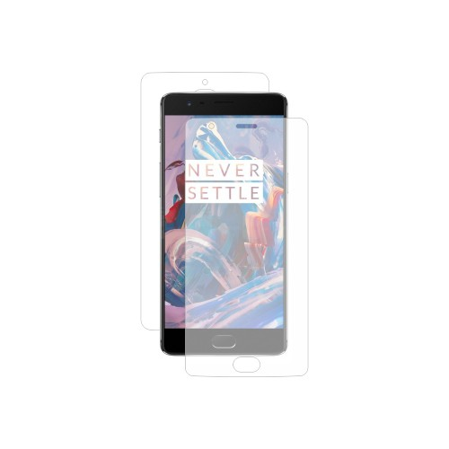 Folie de protectie Clasic Smart Protection OnePlus 3 fullbody