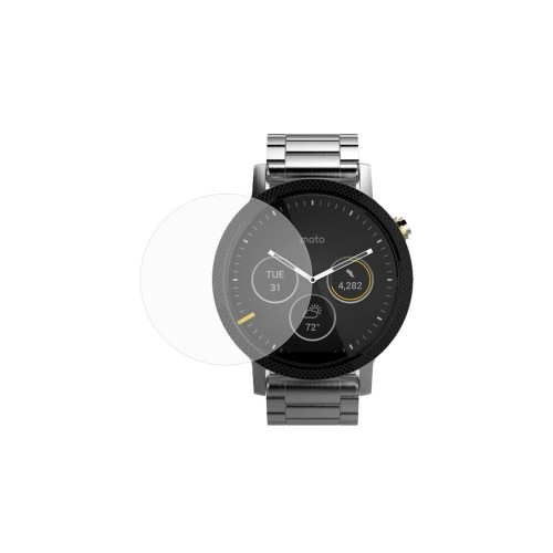 Tempered Glass - Ultra Smart Protection Smartwatch Motorola Moto 360 2nd Gen 46 mm