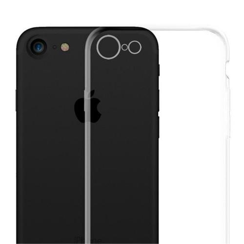 Carcasa din silicon transparenta pentru iPhone 7