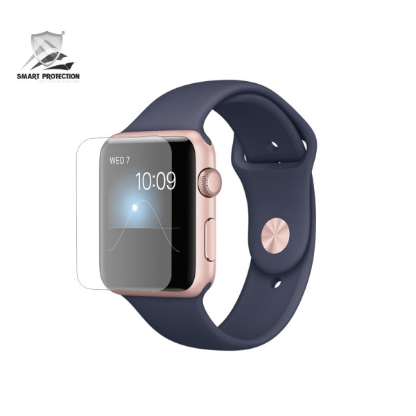 Folie de protectie Clasic Smart Protection Apple Watch 2 42mm display x 2
