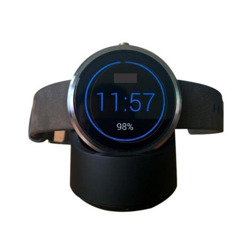 Stand de incarcare wireless Qi pentru ceasuri smartwatch
