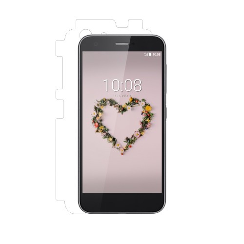 Folie de protectie Clasic Smart Protection ZTE Blade A512 spate si laterale