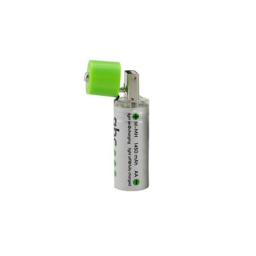 Baterie reincarcabila prin USB tip AA x 2