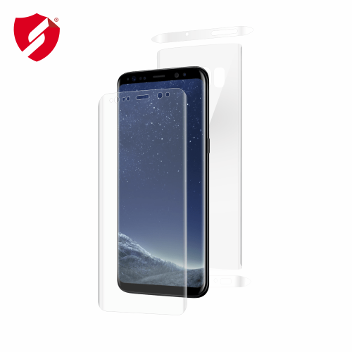 Folie de protectie Clasic Smart Protection Samsung Galaxy S8 fullbody