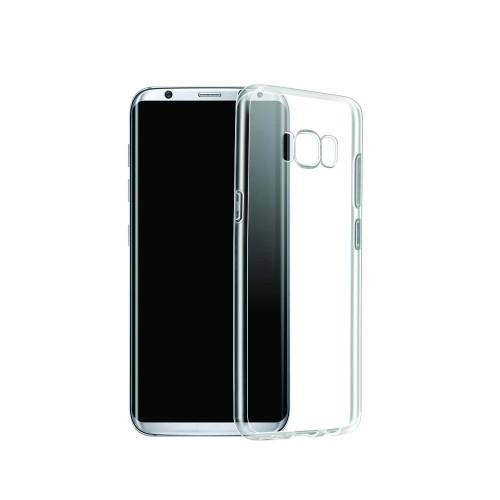 Carcasa din silicon transparenta pentru Samsung Galaxy S8 Plus