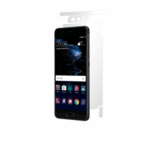 Folie de protectie Clasic Smart Protection Huawei P10 spate si laterale