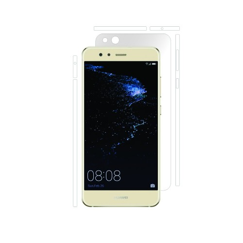 Folie de protectie Clasic Smart Protection Huawei P10 lite spate si laterale