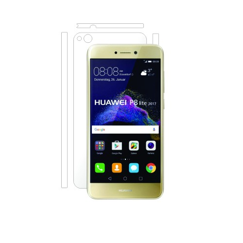 Folie de protectie Clasic Smart Protection Huawei P9 lite 2017 spate si laterale