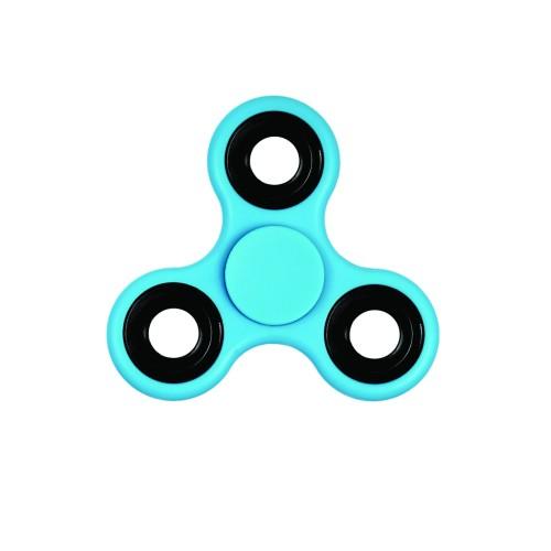 Jucarie Smart Antistres Fidget Spinner albastru