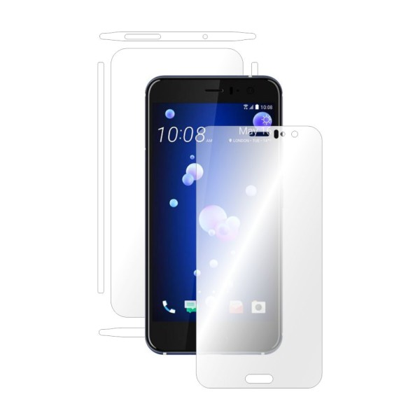 folie de protectie clasic smart protection HTC U11 fullbody