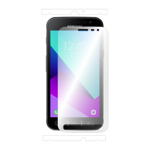 Folie de protectie Clasic Smart Protection Samsung Xcover 4 display si laterale