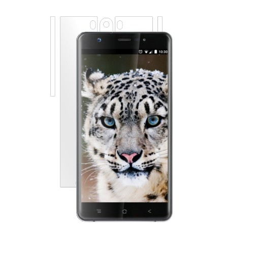 Folie de protectie Clasic Smart Protection iHunt One Love Dual Camera spate si laterale