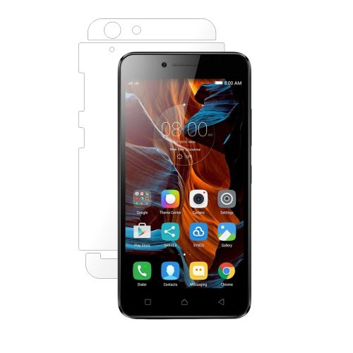 Folie de protectie Clasic Smart Protection Lenovo K5 Plus spate si laterale