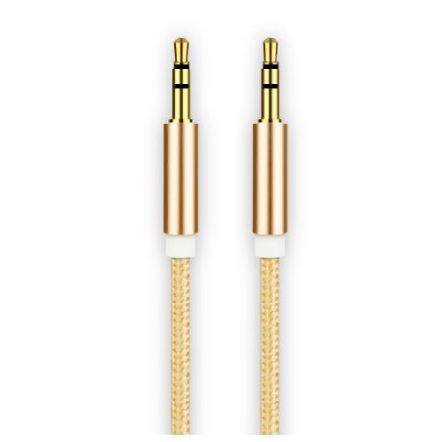 Cablu audio smart cu mufa jack 3.5 mm pentru Aux