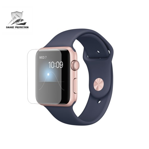Folie de protectie Clasic Smart Protection Apple Watch 2 42mm display x 2